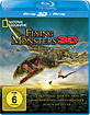 National Geographic: Flying Monsters 3D (Blu-ray 3D) Blu-ray