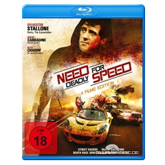 Need For Deadly Speed Collection 4 Film Set Blu Ray Film Details