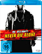 Never Die Alone Blu-ray