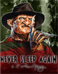 Never Sleep Again: The Elm Street Legacy (Limited Hartbox Edition) Blu-ray