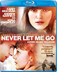 Never let me go (CA Import ohne dt. Ton) Blu-ray
