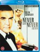 James Bond 007 - Never say never again (FI Import) Blu-ray