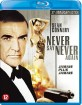 James Bond 007 - Never say never again (NL Import) Blu-ray