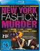 New York Fashion Murder Blu-ray