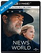 News of the World 4K (4K UHD + Blu-ray) (UK Import ohne dt. Ton) Blu-ray