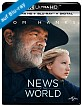 News of the World 4K (4K UHD + Blu-ray + Digital Copy) (US Import ohne dt. Ton) Blu-ray