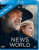 News of the World (Blu-ray + DVD + Digital Copy) (US Import ohne dt. Ton) Blu-ray