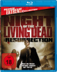 Night of the Living Dead: Resurrection (Horror Extreme Collection) Blu-ray