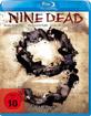 Nine Dead Blu-ray