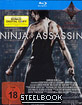 Ninja Assassin - Limited Edition Steelbook (Blu-ray + Digital Copy) Blu-ray