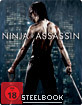 Ninja Assassin - Limited Edition Steelbook Blu-ray