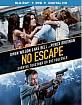 No Escape (2015) (Blu-ray + DVD + UV Copy) (Region A - US Import ohne dt. Ton) Blu-ray