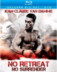 No Retreat No Surrender (Blu-ray + DVD) (FI Import ohne dt. Ton) Blu-ray