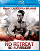 No Retreat No Surrender (Blu-ray + DVD) (SE Import ohne dt. Ton) Blu-ray