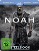 Noah (2014) 3D - Limited Edition Steelbook (Blu-ray 3D + Blu-ray + Bonus) Blu-ray