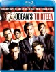 Ocean's Thirteen (IT Import) Blu-ray