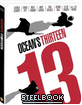Ocean's Thirteen - Steelbook (CA Import ohne dt. Ton)