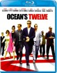 Ocean's Twelve (IT Import) Blu-ray