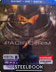Pacific Rim - Limited Steelbook Edition (Blu-ray + DVD + UV Copy) (CA Import ohne dt. Ton) Blu-ray