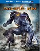 Pacific Rim (Blu-ray + DVD + Digital Copy + UV Copy) (US Import ohne dt. Ton) Blu-ray
