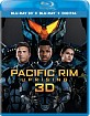 Pacific Rim: Uprising 3D (Blu-ray 3D + Blu-ray + UV Copy) (US Import ohne dt. Ton) Blu-ray