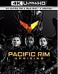 Pacific Rim: Uprising 4K (4K UHD + Blu-ray + UV Copy) (US Import ohne dt. Ton) Blu-ray