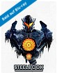 Pacific Rim: Uprising - Limited Steelbook (IT Import ohne dt. Ton) Blu-ray