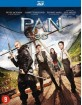 Pan (2015) 3D (Blu-ray 3D + Blu-ray) (NL Import ohne dt. Ton) Blu-ray