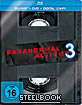 Paranormal Activity 3 (Blu-ray + DVD + Digital Copy) - Steelbook