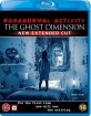 Paranormal Activity: The Ghost Dimension - Extended Cut (SE Import) Blu-ray