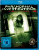 Paranormal Investigations - A New Chapter (4 Film Collector's Edition) Blu-ray