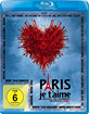 Paris je t'aime Blu-ray