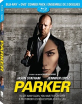 Parker (2013) (Blu-ray + DVD) (Region A - CA Import ohne dt. Ton) Blu-ray