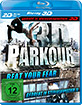 Parkour Beat your Fear 3D (Blu-ray 3D) Blu-ray