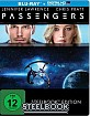 Passengers (2016) (Limited Steelbook Edition) (Blu-ray + UV Copy)