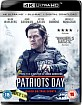 Patriots Day (2016) 4K (4K UHD + Blu-ray + UV Copy) (UK Import ohne dt. Ton) Blu-ray
