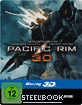 Pacific Rim 3D - Limited Edition Steelbook (Blu-ray 3D + Blu-ray)