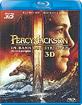 Percy Jackson: Im Bann des Zyklopen 3D (Blu-ray 3D + Blu-ray + DVD) (CH Import) Blu-ray