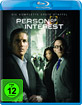 Person of Interest: Die komplette erste Staffel Blu-ray