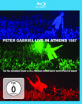 Peter Gabriel - Live in Athens Blu-ray