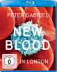 Peter Gabriel - New Blood (Live in London) Blu-ray