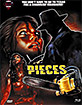Pieces (1982) (Limited Hartbox Edition) (Cover A) Blu-ray