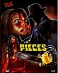 Pieces (1982) (Limited X-Rated Eurocult Collection #29) (Cover C) Blu-ray