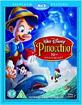 Pinocchio (1940) - 70th Anniversary Platinum Edition (UK Import ohne dt. Ton) Blu-ray