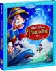 Pinocchio (1940) - Edition Speciale (Blu-ray + Bonus Blu-ray + DVD) (FR Import) Blu-ray