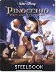 Pinocchio (1940) - 70th Anniversary Platinum Edition - Best Buy Exclusive Steelbook (Blu-ray + Bonus Blu-ray + DVD) (Region A - US Import ohne dt. Ton) Blu-ray