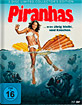 Piranhas (1978) (Limited Mediabook Edition) Blu-ray