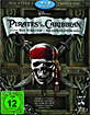 Pirates of the Caribbean - Die Piraten-Quadrilogie Blu-ray