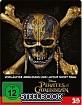 Pirates of the Caribbean: Salazars Rache 3D - Limited Edition Steelbook (Blu-ray 3D + Blu-ray) (CH Import) Blu-ray