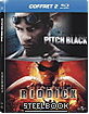 Pitch Black & Les chroniques de Riddick - Steelbook 2-Pack (FR Import)